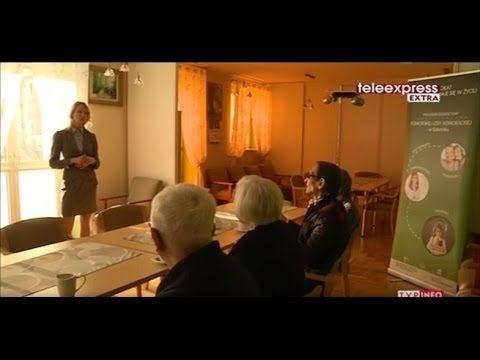 Reportaż o Akcji Senior, której koordynatorem w Pomorskiej Izbie Adwokackiej jest adwokat Agnieszka Kapała-Sokalska-TeleexpressExtra
