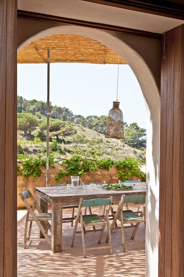 Sommerparadies auf Ibiza   Lilaliv
