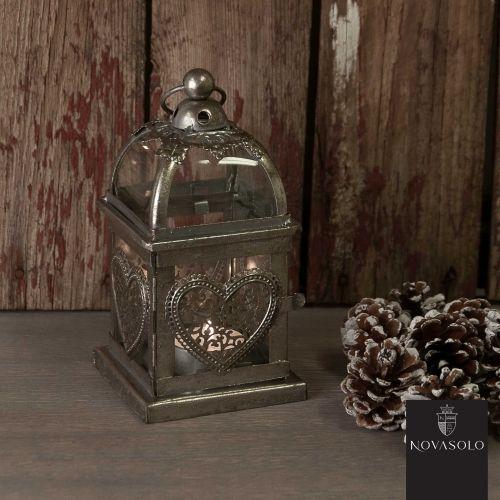 Lekker og romantisk Athene lanterne med flotte dekorasjoner.
