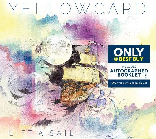 Lift a Sail [Best Buy Exclusive] [CD]