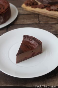 Flan pâtissiere au chocolat framboise80