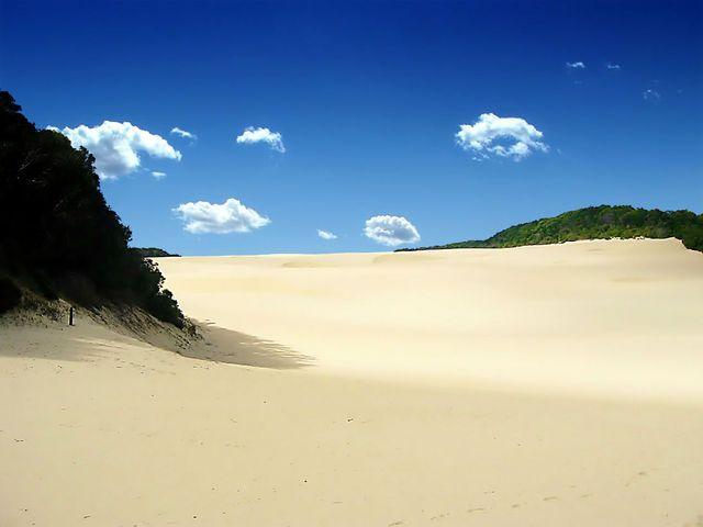 Le Dune di Chia (Sardegna)