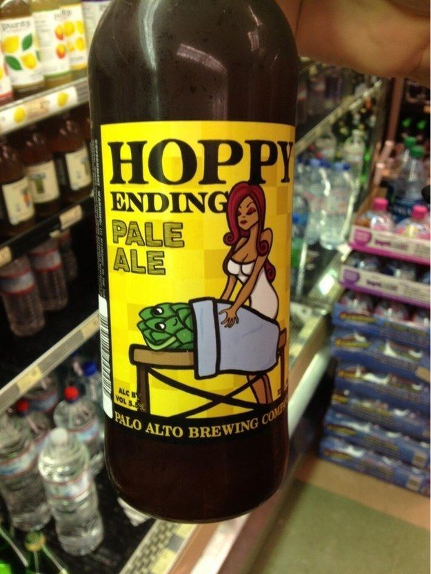 22 Funny Beer Names You Don't Have To Be Drunk ToEnjoy