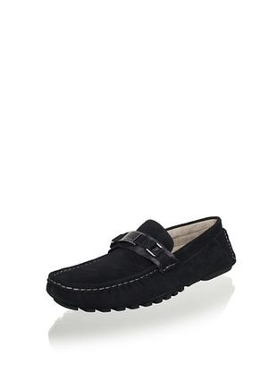 Calvin Klein Men's Darren Driving Moc (Black)