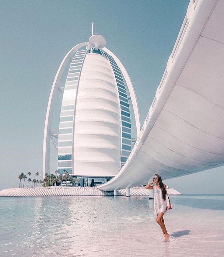 1000+ ideas about Burj Al Arab on Pinterest   Dubai, United arab emirates and Visit dubai