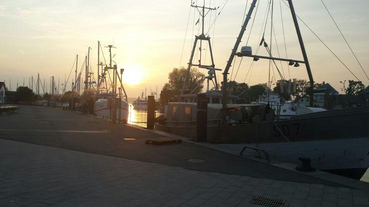 Hafen Niendorf/Ostsee