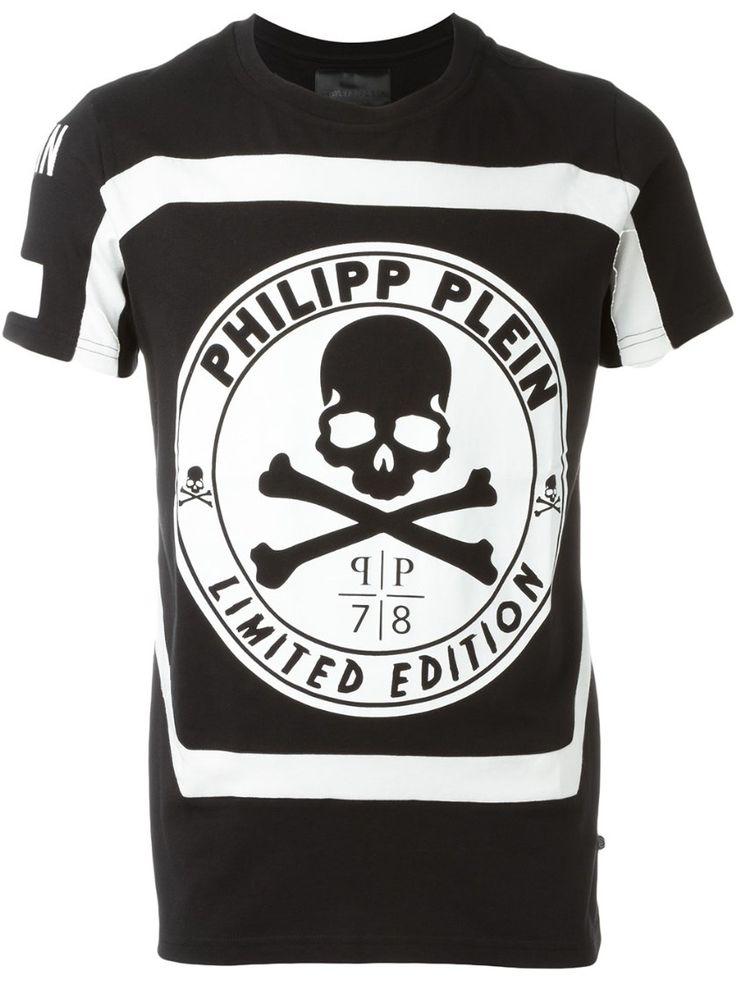 PHILIPP PLEIN 'Limited' T-Shirt. #philippplein #cloth #t-shirt