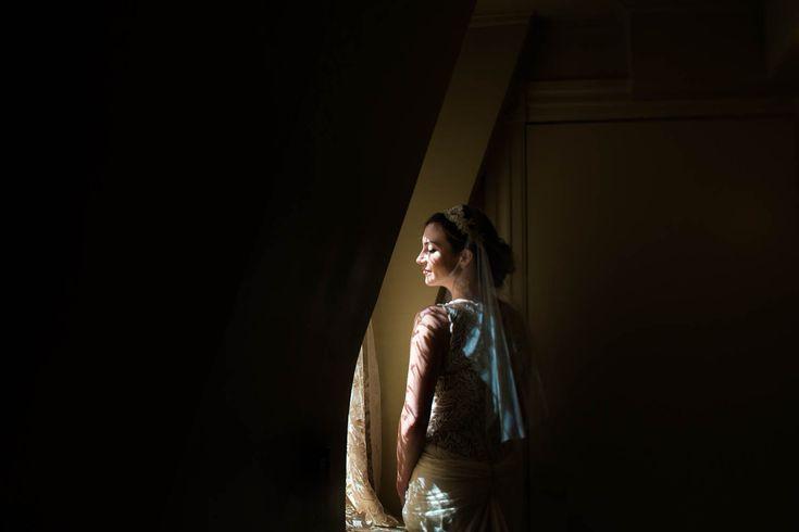 Gorgeous bridal portrait | Juliana Laury Photography | Philadelphia + Bucks County Wedding Photography