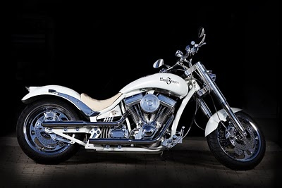 The Lauge Jensen Motorcycle