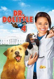 Dr. Dolittle: Tail to the Chief Poster