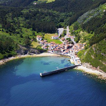 Diez+pueblos+muy+bonitos+de+Asturias+teñidos+de+verde