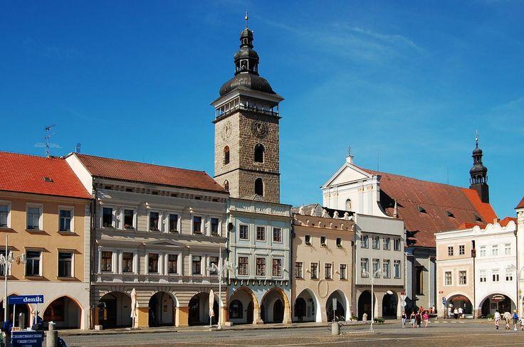 Czech pubs in České Budějovice, Czech Republic