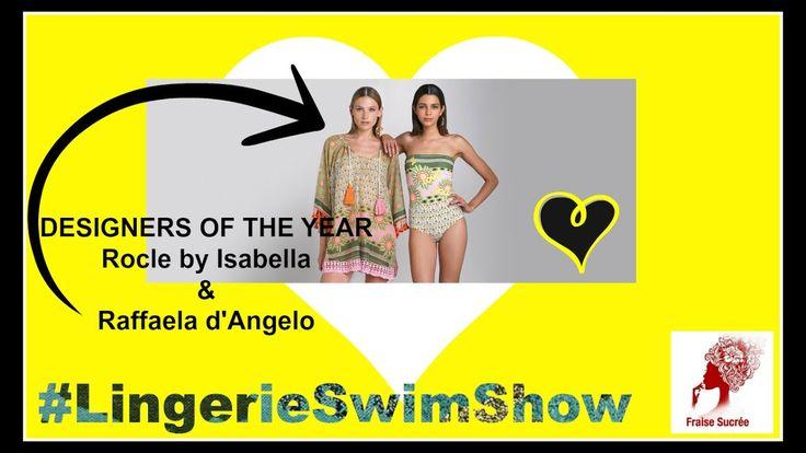La Minute Sucrée • Designers of the year Rocle by Isabella & Raffaela d'...