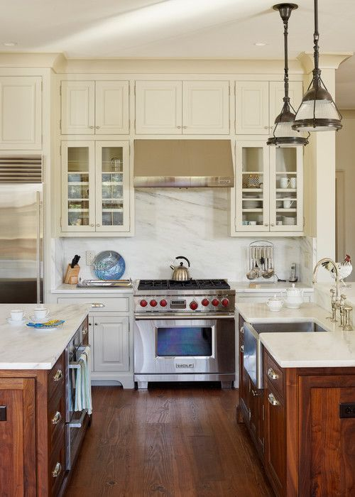 Best 25 brown painted cabinets ideas on pinterest for Cream and brown kitchen ideas