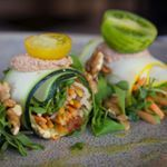 || F O O D || Move over Tuna roll, dit is onze nieuwe favoriet! (Link in bio)