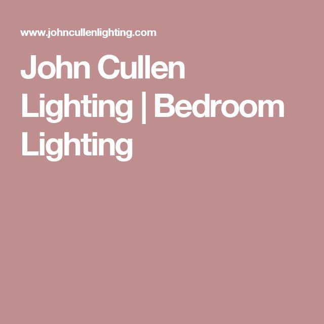 John Cullen Lighting   Bedroom Lighting