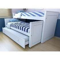 Resultado de imagen para camas cuchetas en l infantiles