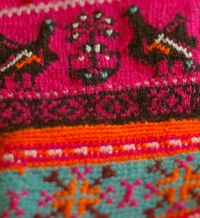 muhu detail, what an amazing colour mix #colourfulestonia #visitestonia