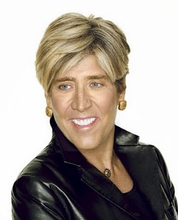 Nic Cage as Suze Orman