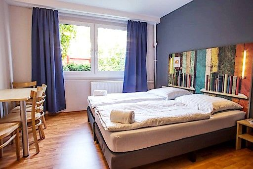 A&O Hostel Kopenhagen: Komfortable Zimmer zum kleinen Preis