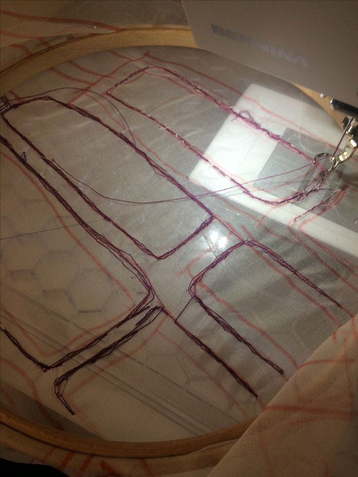 22/1/17 I continued sewing on the piece with the same coloured thread. Some parts of it are difficult to stitch as there is so much fabric to manipulate around the machine. I am leaving certain parts free from stitching so that there is a contrast in presenting the differences.