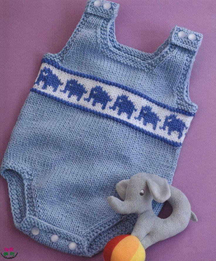 Слон жаккардовые купальник - 0111 - 0111 Блог