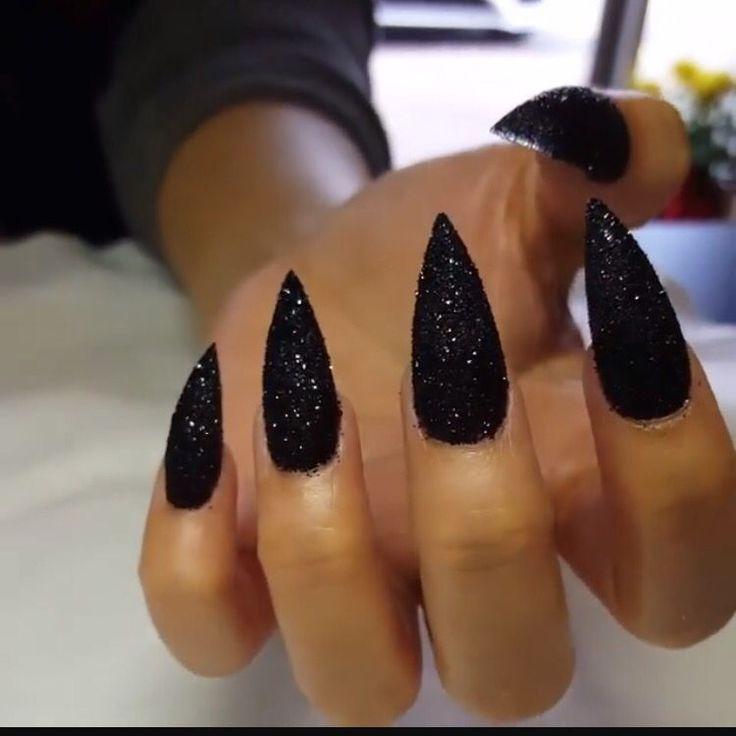 1623 best Glitter Nails images on Pinterest | Nail design, Nail arts ...