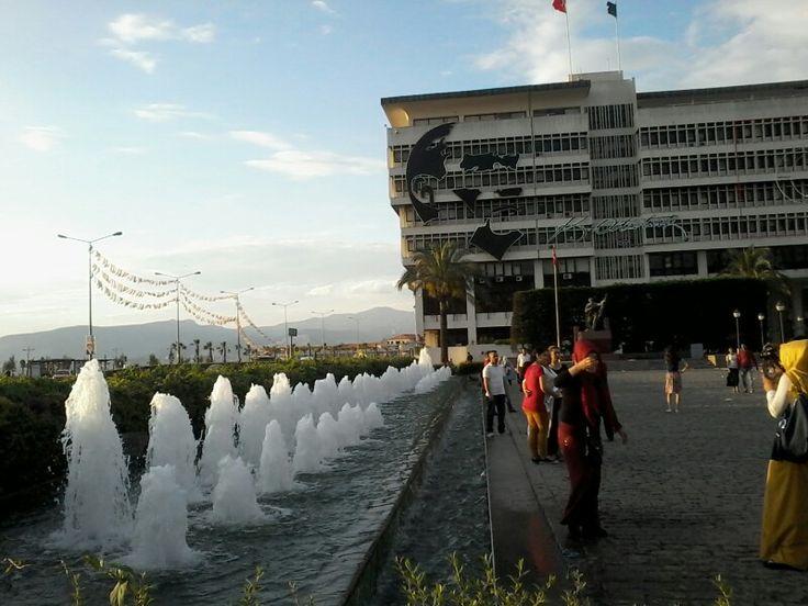 İzmir konak