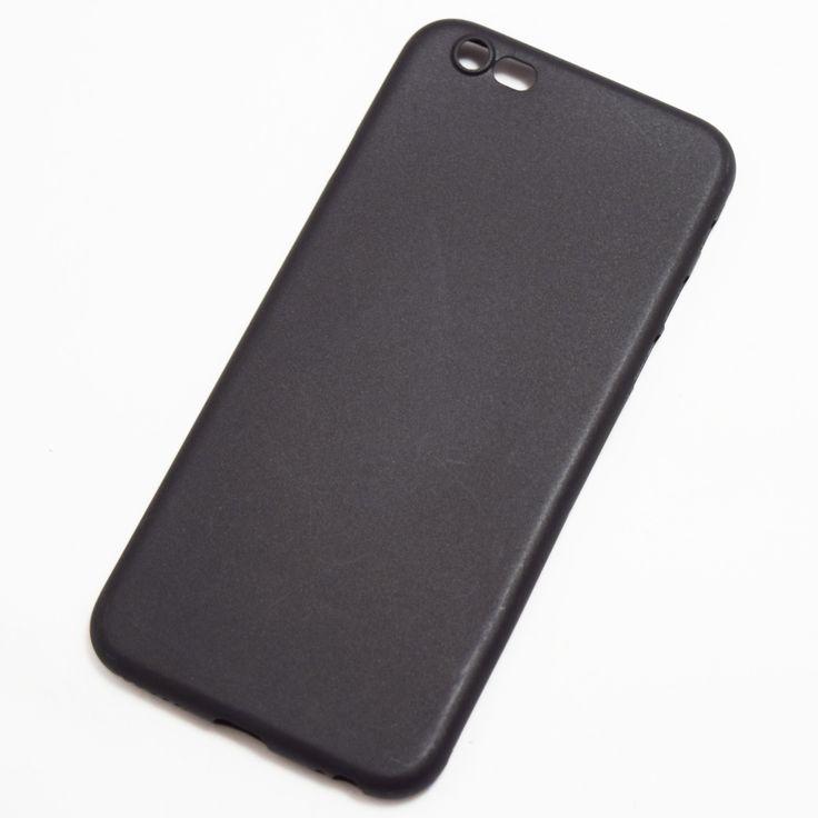 Thin Black iPhone 6 / 6S Slim Case