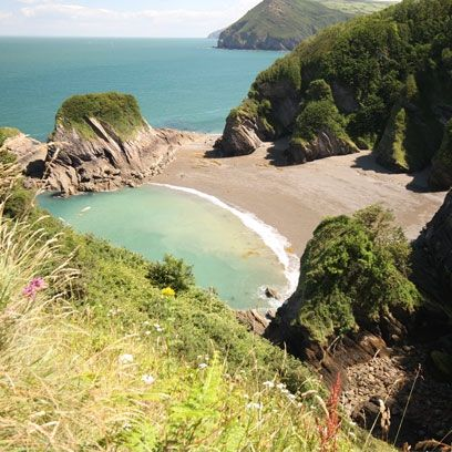 Hidden Coves & Beaches in Cornwall, Devon & the South West | British beaches | Travel - Red Online