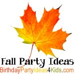 Fall party ideas, games and activities - sock exchange