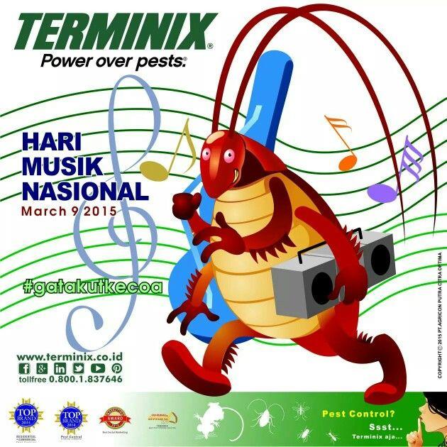 #harimusiknasional