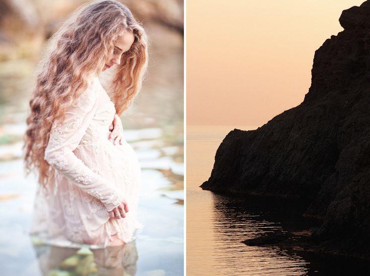 Pregnancy moments. Crimea. : Anastasiia Krivenok