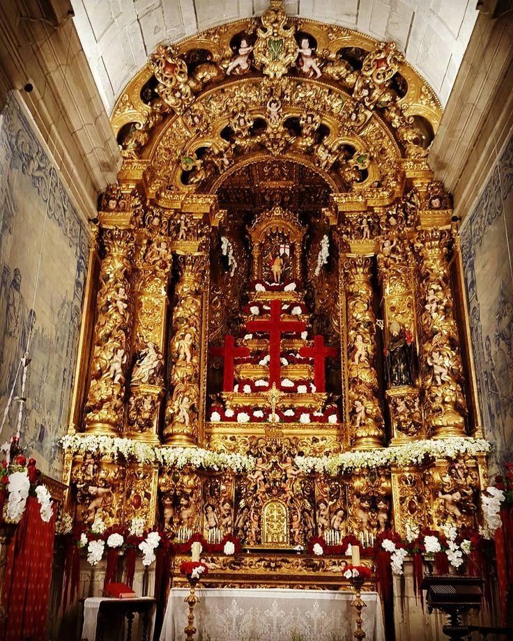 Igreja Bom Jesus da Cruz - Barcelos - Portugal