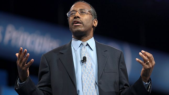 Carson prescribes Constitution for 'sick' US - Provided by The Hill