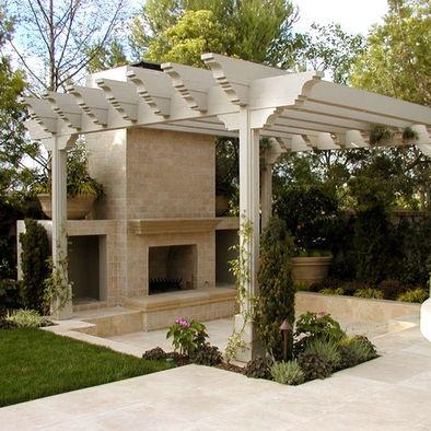 Gazebo Design Ideas , sunken ground