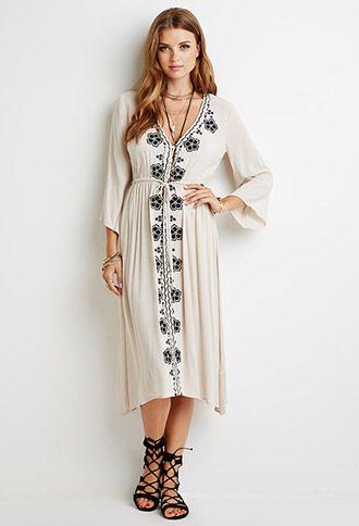 Bohemian Dresses Forever 21