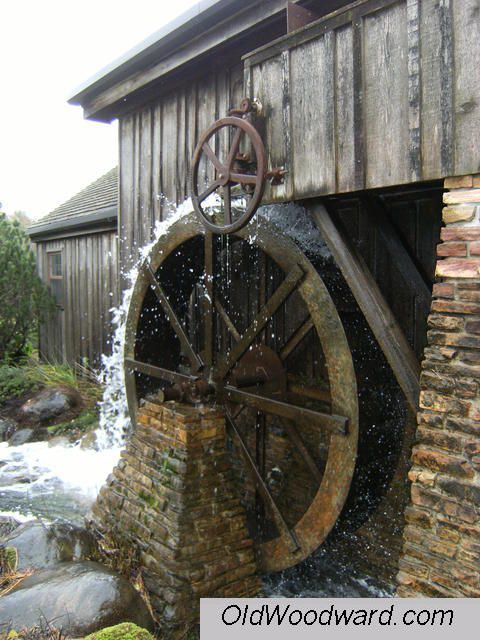1000+ images about Mills/Water Wheels on Pinterest | Water wheels ...