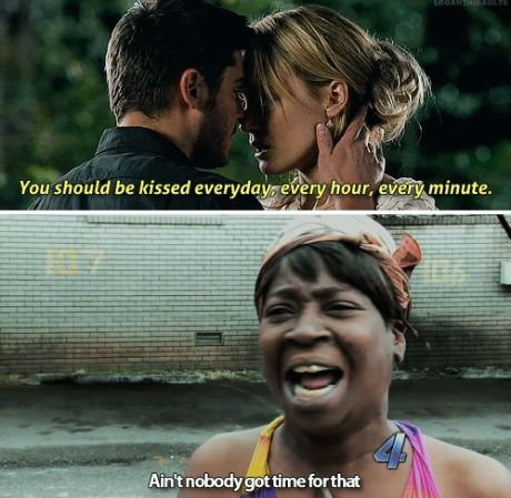aint nobody got time for that.