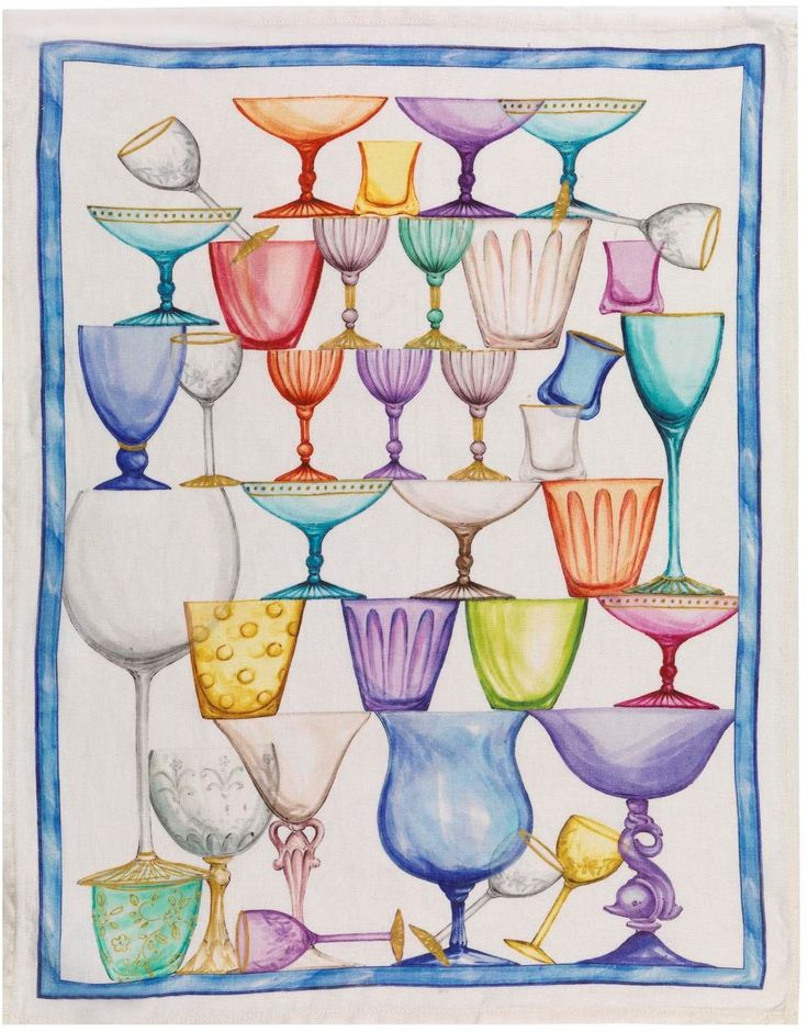 Canovaccio in puro lino stampato.  Colorato e divertente, di ottima qualita', un quadro da appendere nella vostra cucina.  La fibra del lino ha una bassissima elasticità, pertanto i tessuti in lino non si deformano.  Non è peloso per cui, usato come canovaccio in cucina, non lascia peli su piatti e bicchieri.  www.imel4.com #cucina #tessili #lino #design #casa