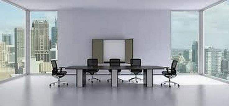 Cherryman Industries Verde Conference Table With Top. This Modern Boardroom  Table Features White Glass Painted Leg Inserts For A Truly Modern Look.