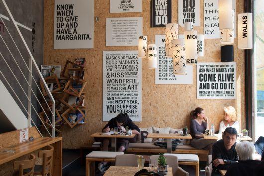 HBH Coffee Bar Athens (by Dimitris Hall) Stournari 2