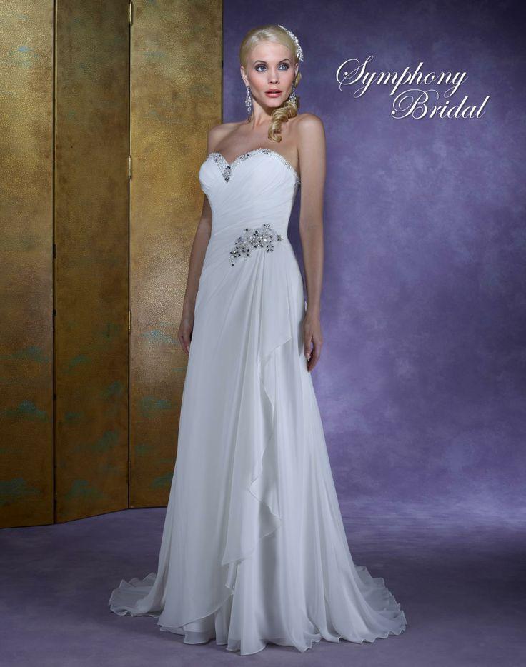 Mejores 17 imágenes de Symphony Bridal Gowns en Pinterest | Vestidos ...