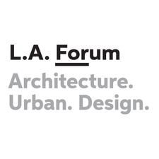 The Los Angeles Forum for Architecture and Urban Design is an independent nonprofit organization that instigates dialogues on design and the built environment through public programming, exhibitions, and publications. L.A. is a catalytic place for architecture and design, offering lessons that extend globally. Our curatorial stance frames and challenges what architecture means in an evolving city.