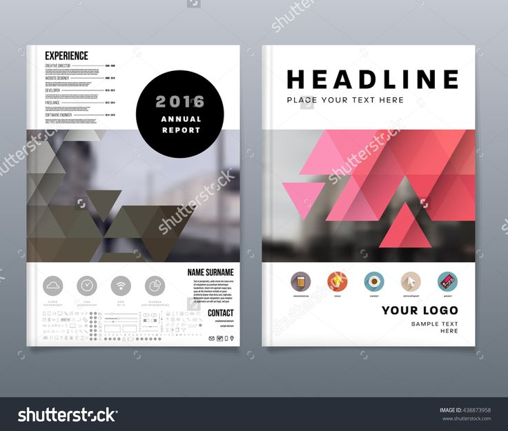 document cover design