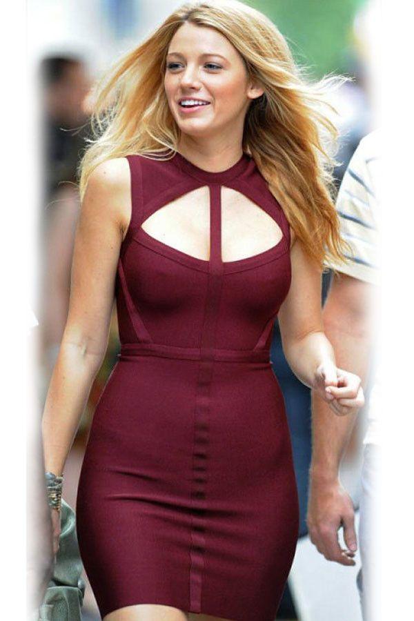 Blake lively gossip girl dresses