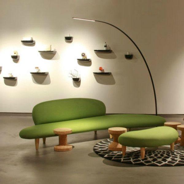 Isamu Noguchi Freeform Sofa