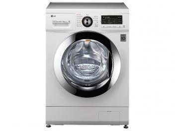 Lava e Seca LG 8,5kg Mega Touch - 9 Programas de Lavagem Água Quente   R$ 2.199,90 em até 10x de R$ 219,99 sem juros no cartão de crédito
