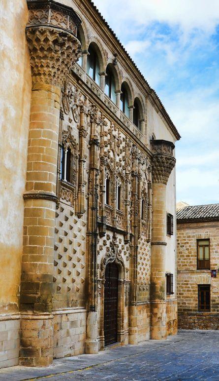 Jabalquinto Palace, Baeza, Jaen, Spain