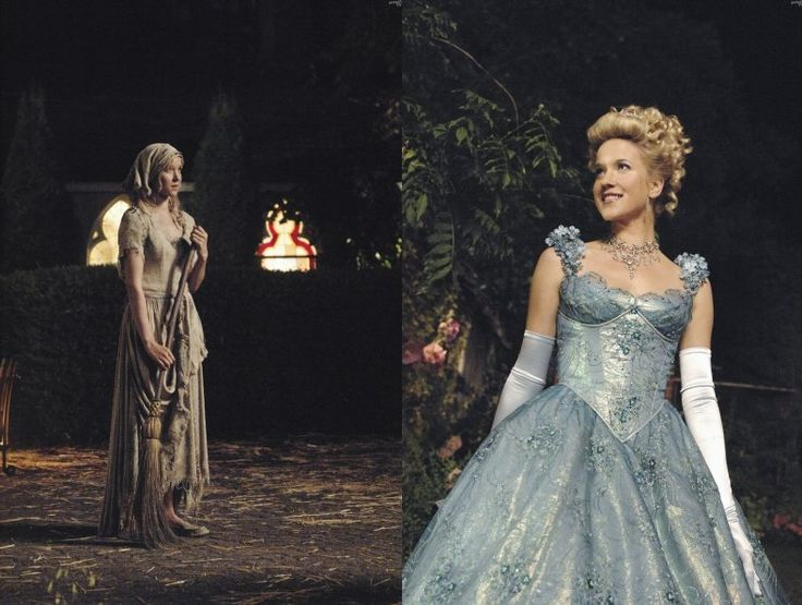 OuaT Cinderella